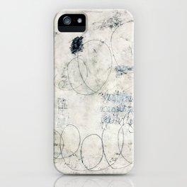 Quantum 1 iPhone Case