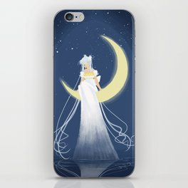 Moon Princess iPhone Skin