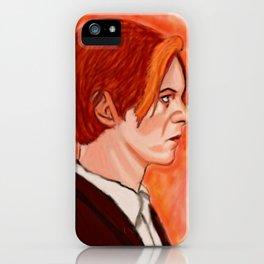 Feeling Low iPhone Case