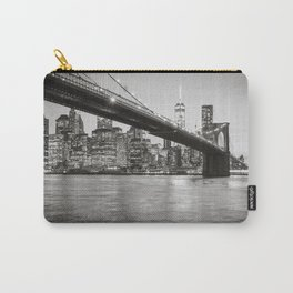 After Sunset in Brooklyn Carry-All Pouch