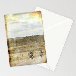 Get your motor running... Stationery Cards