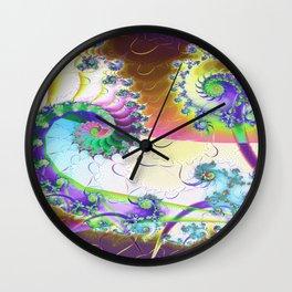 Crystal Parfait Wall Clock