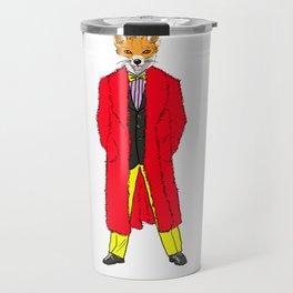 The Fox's Threads Travel Mug