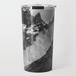 Patagonian Mountains Travel Mug