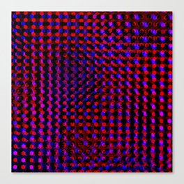 Infinity Cubed Canvas Print