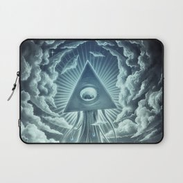 War Of The Worlds I. Laptop Sleeve