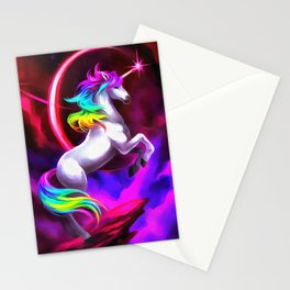 Unicorn Dream Stationery Cards