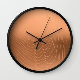 Cobweb Wall Clock