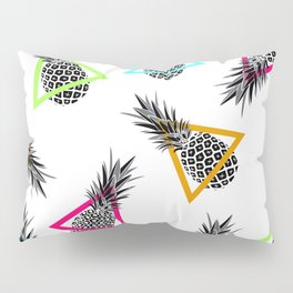 Pineapples & Triangles Pillow Sham