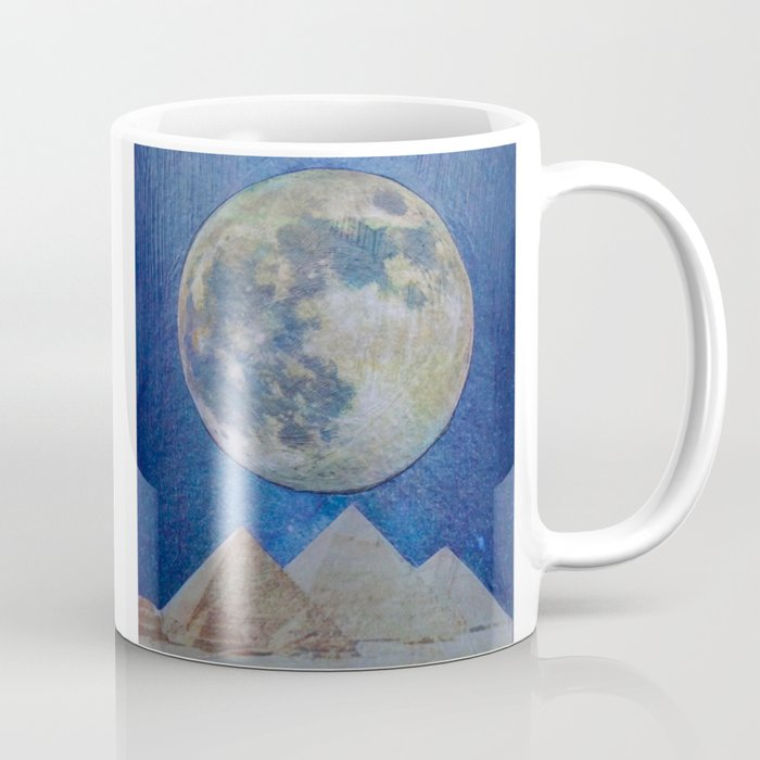 Moon Party Coffee Mug