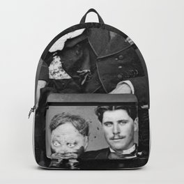 Creepy Ventriloquist Backpack