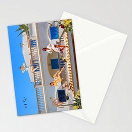 LIVING LA VIDA IN MEXICO  Stationery Cards