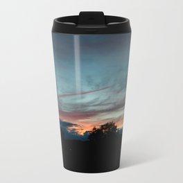 Silhouette Travel Mug
