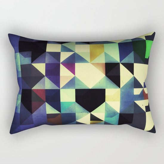 no rylyf Rectangular Pillow