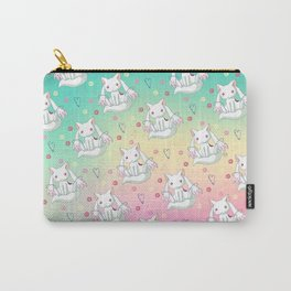 Kyubey Pattern Carry-All Pouch