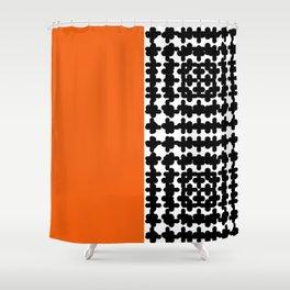 suprotan Shower Curtain