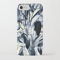 serenity iPhone & iPod Cases featuring Serenity by Geni