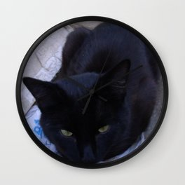 Jinx in the Box Wall Clock