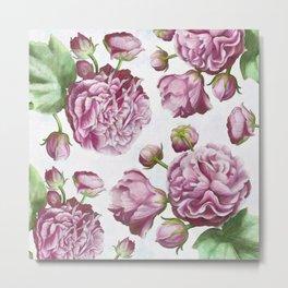 Rose garden III Metal Print