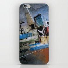 Fragments iPhone & iPod Skin