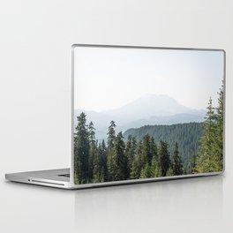 Lookout Ridge - Mountain Nature Photography Laptop & iPad Skin