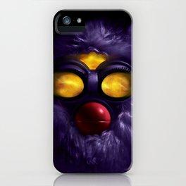 Furby Grace Jones – Bulletproof Heart iPhone Case