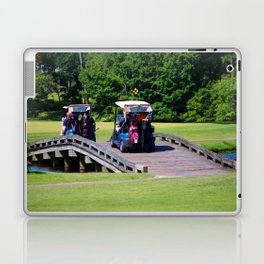 A Day Of Golf Laptop & iPad Skin