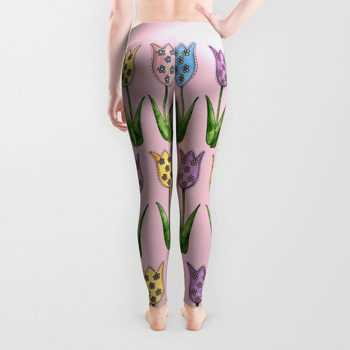 Tulip Row Leggings