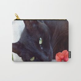 Luna the black queen Carry-All Pouch