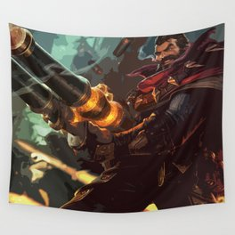 Graves Wall Tapestry