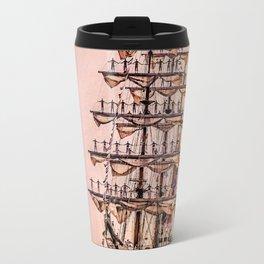 Tall ship Gloria Travel Mug