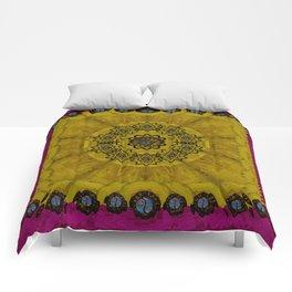 Yin and Yang Pattern Landscape Comforters