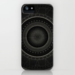 Inner Space 5 iPhone Case