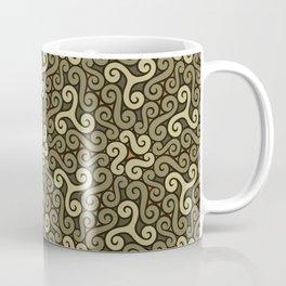 tendrils pattern Coffee Mug