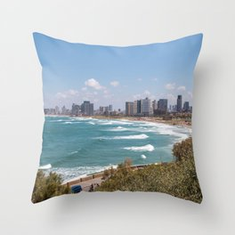 Tel-Aviv Throw Pillow