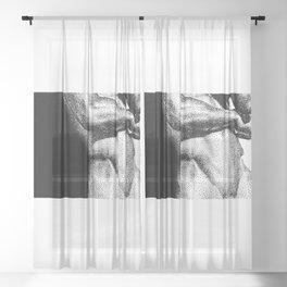 Joe - Nood Dood Sheer Curtain