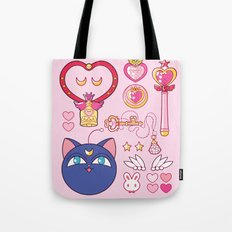 Small Lady Starter Kit  Tote Bag