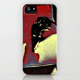 'Tiny' Takes Five iPhone Case