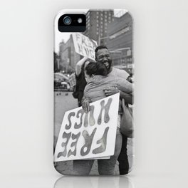 Embrace Friendship iPhone Case