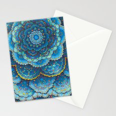 Birthday Mandala Stationery Cards