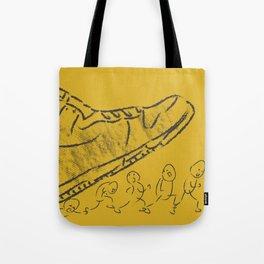 Giant shoe Tote Bag