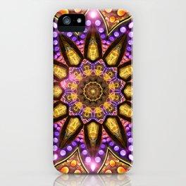 Bohemian Sun iPhone Case