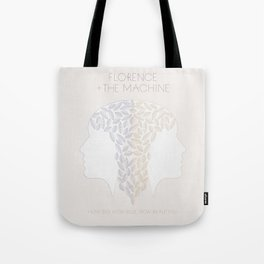 Florence + The Machine Tote Bag