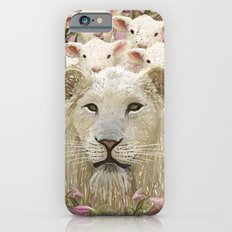 Lambs led by a lion Slim Case iPhone 6s