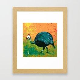 Mini Guinea Framed Art Print