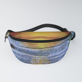 Summer Breeze Fanny Pack