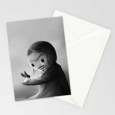 With fangs and love Stationery Cards