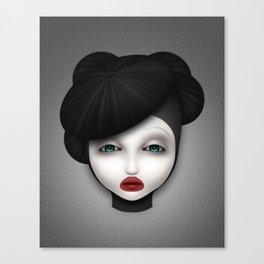 Misfit - McQueen Canvas Print