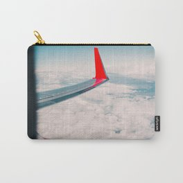 The Airplane's Wing (Color) Carry-All Pouch