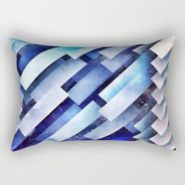 ystro blww Rectangular Pillow
